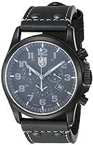 Luminox Herren-Armbanduhr ATACAMA FIELD Chronograph Quarz Leder 1941.BO