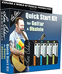 Lee Oskar 797165 Harmonicas Quick Start Kit 4