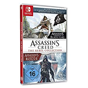 Assassin's Creed The Rebel Collection – [Nintendo Switch]