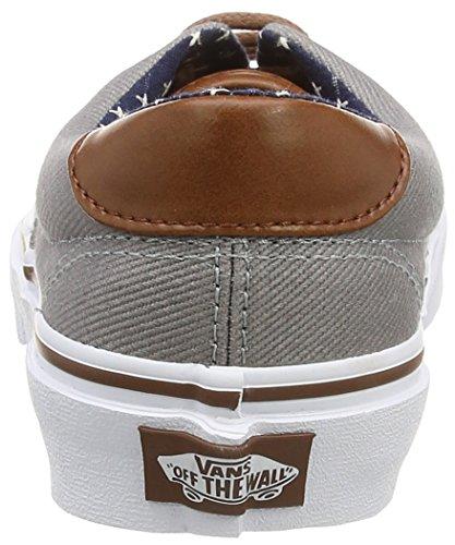 Vans Sneaker Unisex Von Nbsp; - Era 59 Ca Grigio (t & L - Frost Gelo / Più)