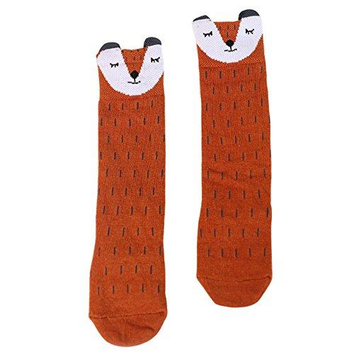 Minuya Baumwolle Eichhörnchen Socken Baby Winter reizende Karikatur weiche Socken