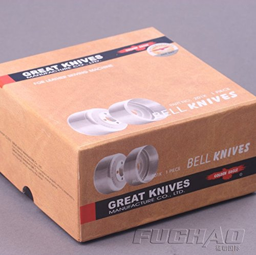 GUANDONG IMPORTED SKIVING BELL KNIFE FOR ALL LEATHER SKIVING MACHINES