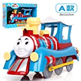 A : EFHH Toys Thomas Small Locomotive Electric - Best Reviews Guide