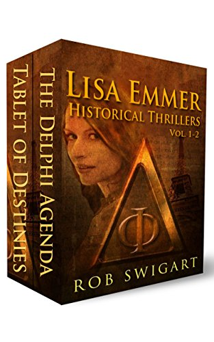 l Thrillers Vol. 1-2 (Lisa Emmer Historical Thriller Series) (English Edition) ()