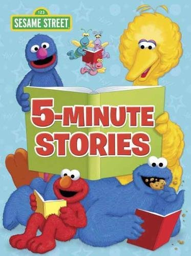 Sesame Street 5-Minute Stories (Sesame Street) Elmo Sesame Street Shorts