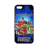 utaupia Coque j'peux Pas J'Ai Rugby Apple iPhone 5 5S Se Silicone Dessin Humour Drole...