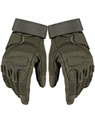 Ergonomique Blackhawk Paire de gants gants de Chasse d'Équitation Sports d'extérieur avec mousse de protection 1Paire