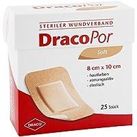 Dracopor Wundverband 10x8cm steril hautfarben 25 stk preisvergleich bei billige-tabletten.eu