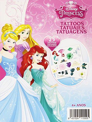 PRINCESAS - Disney Princess 675409. Temporäre (Princesa Disney)