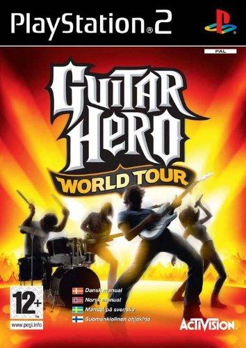 Guitar Hero World Tour Solus [no guitar] (PS2) [Importación Inglesa]