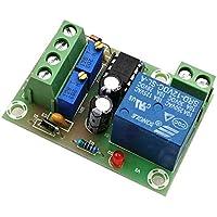 Zerama Controlador de alimentación 12V Cargador Inteligente Módulo de alimentación de la Placa de la batería de Carga automático Interruptor de Parada