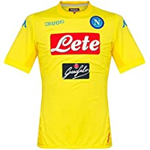 Kappa - Jerseys - Kombat Race 2018 Nápoles - Yellow - XXL