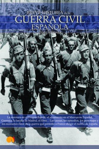 Breve historia de la Guerra Civil Española por Íñigo Bolinaga