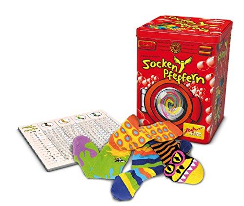 Noris 601105064 - Sockenpfeffern, Wurfspiel