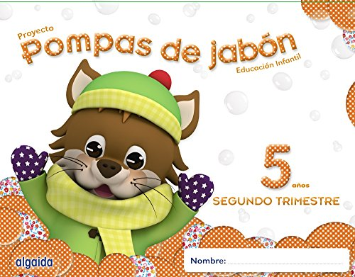 Pompas de jabón 5 años 2º trimestre proyecto educación infantil 2º ciclo