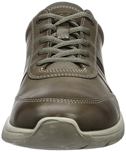Ecco Irving, Baskets   Homme Brun (2559Dark Clay)