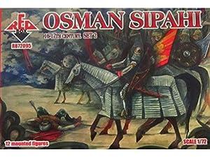 Red Box rb72095-Figuras Osman Cipayo, 16-17th Century, Juego 2