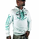 Yakuza Original Herren Fight Faith Hoodie Kapuzenpullover