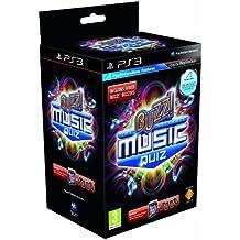Buzz! The Ultimate Music Quiz with Buzzers (PS3) [Importación inglesa]