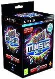 Buzz! The Ultimate Music Quiz with Buzzers (PS3) [Importación...