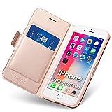 Folio Case iPhone 7 Plus Tisuges iPhone 8 Plus Leather Wallet Case PU