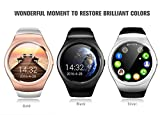 Raptas Bluetooth Smart Watch Phone S600 With Sim Card Support Android/IOS Mobile Phone with activity trackers Compatible with all Smartphones