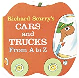 Best Toddler Truck Books - Richard Scarry's Cars and Trucks from A to Review