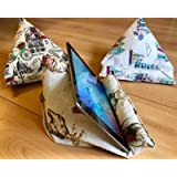 I-Phone Tablet Fabric Pillow Stand