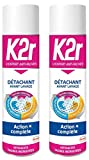 Best Détachants - K2r Détachant Avant-lavage Aérosol 400 ml - Lot Review