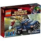 Lego Super Heroes - 6867 - Jeu de Construction - L'Évasion de Loki