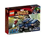 LEGO Super Heroes 6867: Loki 's Cosmic Cube Escape
