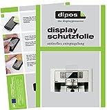 dipos I 2X Schutzfolie matt passend für Samsung RS6178UGDSREF Folie Displayschutzfolie