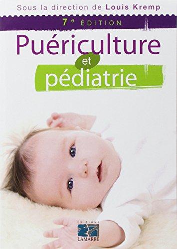 Puériculture et pédiatrie: 7eme édition