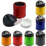 1 Liter Transportbehälter Thermobehälter Eiskübel Eisbehälter Eiskühler für Eis Eiswürfel Eiswürfelbehälter
