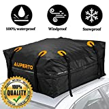 Cargo Bag, AUPERTO Roof Bags 425 Liters Storage Capacity Waterproof for Cars, Vans