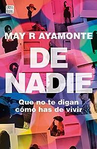 De nadie par May R. Ayamonte