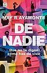 De nadie par R. Ayamonte