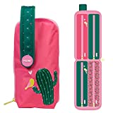 Kit 4 Estuches Con Contenido Cactus Milan 08872ca