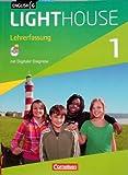 Lighthouse 1 Lehrerfassung mit digitaler Diagnose CD