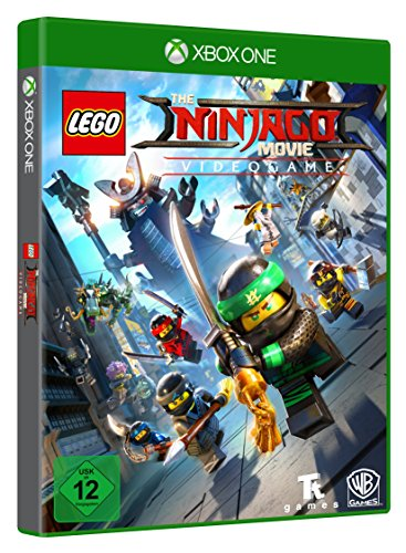 The LEGO NINJAGO Movie Videogame - [Xbox One]