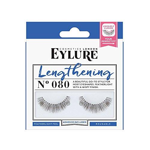 Eylure Lengthening No. 080, 1er Pack (1 x 2 Stück) -
