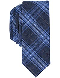 Original Penguin Men's HALBERT PLAID Accessory, -navy, One Size