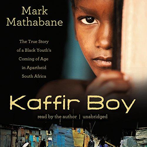 Kaffir Boy  Audiolibri
