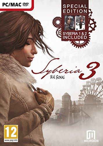 Syberia 3 (Syberia 1 + 2 Incluido)