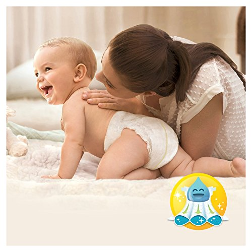 Pampers New Baby Gr.2, 3-6 kg, 31 Windeln, 4er Pack (4 x 31 Stück) -