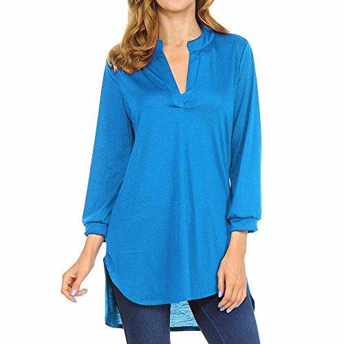BESTSHOPE Damen T-Shirts, Tank Blusen übersteigt Hemden Unterhemden Westen Poloshirts Freizeithemden Sportunterhemden Sportunterwäsche Pullunder Beiläufige T-stück für Mädchen ()