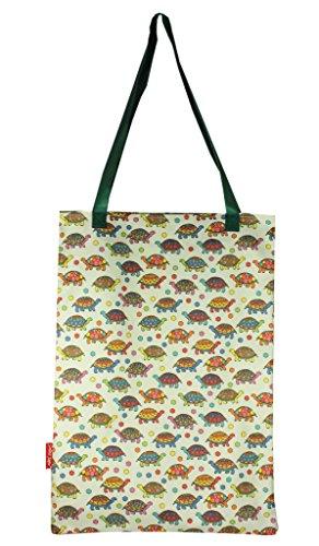 Selina-Jayne Tortoise Limited Edition Designer Baumwolltasche (Tote Bag)