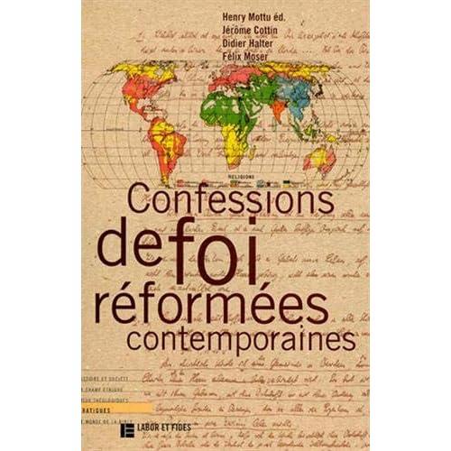 Confessions de foi réformées contemporaines