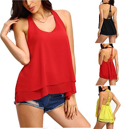 years-calm-womens-fashion-hanging-neck-blouse-halter-stitching-chiffon-vest-top-shirt-medium-red