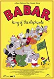 Babar: King of The Elephants Movie Poster (68,58 x 101,60 cm)